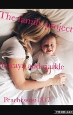 The family project (lucaya and riarkle story) by peachessusi1317