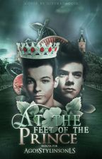 At the feet of the prince (Larry Stylinson) by AgosStylinsonLS