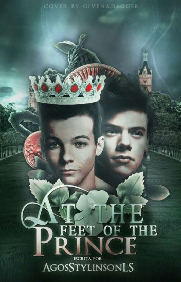 At the feet of the prince (Larry Stylinson)