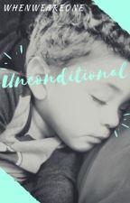 Unconditional << Ziam Mpreg by WhenWeAreOne