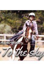 •To The Sky•  -A horse journal- by mypa1nt3dryde