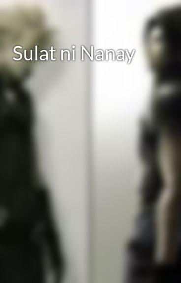 Sulat ni Nanay