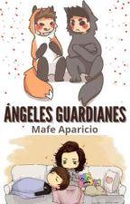 ÁNGELES GUARDIANES LARRY // ZIAM // by MafeAparicio