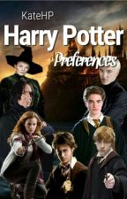 Harry Potter Preferences by insearchofthemuses