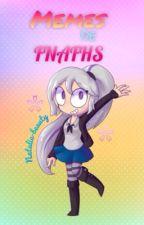 Memes de FNAFHS by Natalia-beauty