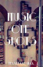Music's OneShots by _nnaattaalliiaa_