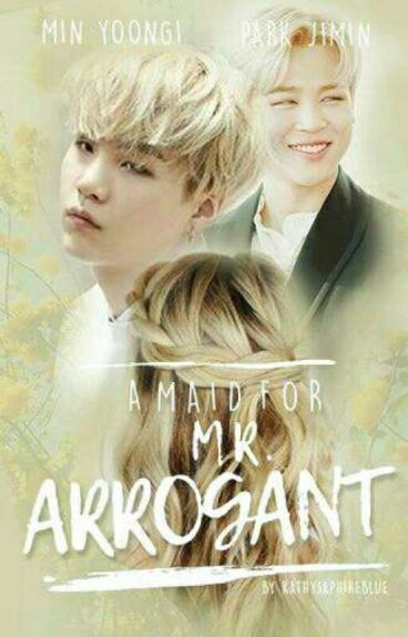 A maid for Mr arrogant. (Exo Luhan fanfic)