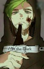 In the Dark(Darkiplier x Anti-septiceye) by akwardingthrulife13
