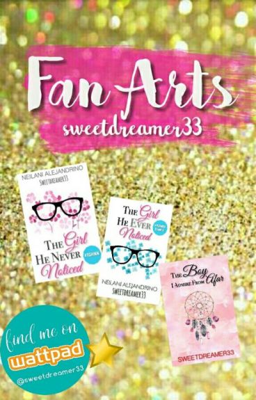The Girl He Never Noticed FAN ARTS by sweetdreamer33