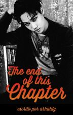 The end of this chapter || KaiSoo's Halloween Challenge by arhatdy