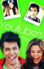 Youtubers [Rafa Polinesio y Tu] by -LauSenpai15-