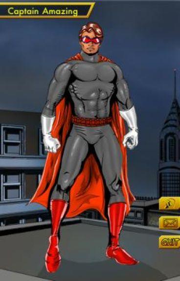 Captain Amazing: Next Generation