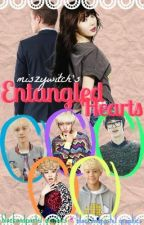 Entangled Hearts by miszywitch