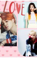 Chosen ( Jimin & V ) by BTSXNamjoonjan