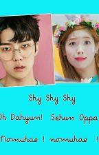 Shy Shy Shy  by DubuKim3