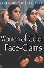 WOC Face Claims by pendejapotter