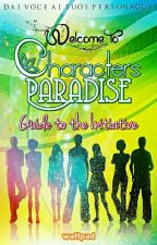 Welcome to CHARACTERS PARADISE ▪ Guide to the Initiative  by CharactersParadise