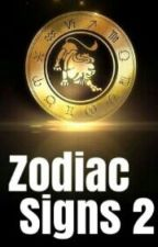 Zodiac Signs 2 by CaptainSwan394