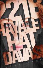 """221B """"Hayalet Hat"""" davası (KOBO'DA YAYINDA) by Onur_Diler"""