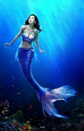 mermaid blood  by queenfulla223
