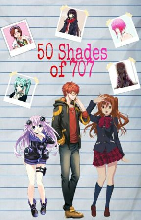 50 Shades of 707 ●Mystic Messenger Fanfic● by seijun_kurosaki