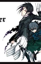Black Butler x Male Reader by NazHope