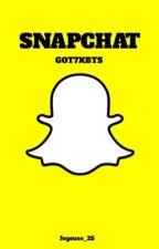Snapchat (GOT7) X (BTS) by Joyeuse_25