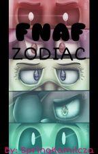 FNAF ZODIAC  by SpringKamilcza