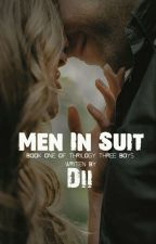 Men In Suit [TB#1] - PRE ORDER by Dii_26