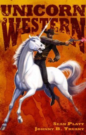 Unicorn Western by johnnybtruant