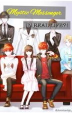Mystic Messenger... In Real Life?! by -jamsnkookies