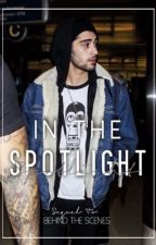 In The Spotlight ➳ [zayn au] by zaynslayin