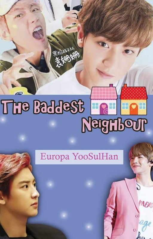 The Baddest Neighbour ! by EuropaYooSulHan