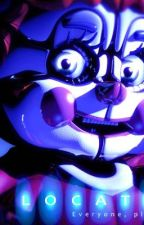"""Sister location (King """"fnaf"""" hero's story but in different view) by Septiplier103"""