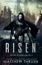 Risen [A 2136 Novel] by genk01