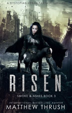 Risen: A Post-Apocalyptic Novel (Book 3 of the 2136 Trilogy) by genk01