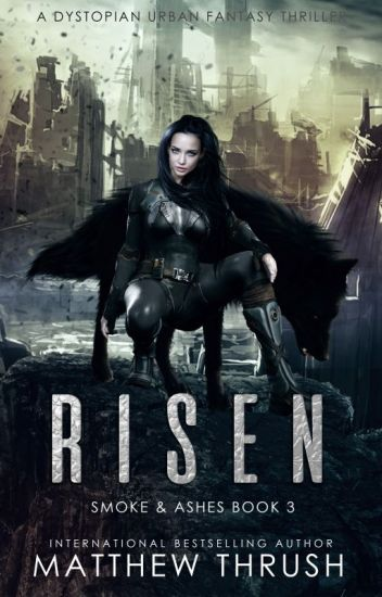 Risen: A Post-Apocalyptic Novel (Book 3 of the 2136 Trilogy)