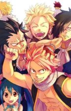 Your Fairy Tail (Male Dragon Slayers x Reader x Male Fairy Tail characters) by Bunnygirl413