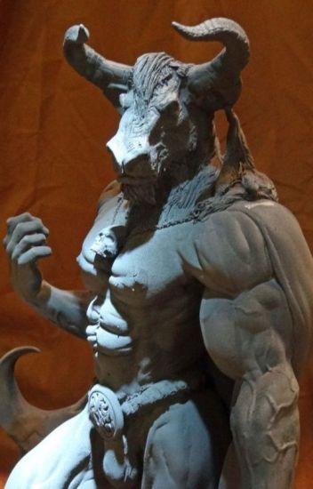 The Minotaurs Virgin