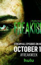 Freakish [Fan-fiction] by jjbb334