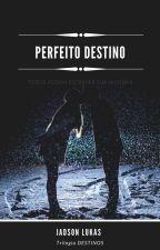 Perfeito Destino - O Amor Está Onde Menos Esperamos (Em Reforma) by JadsonLukas