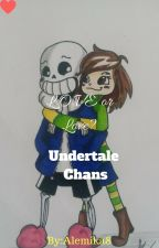 L.O.V.E Or Love? [Undertale] [Chans] by Alemika8