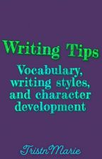 Writing Tips by TristenCarlile