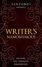 Writer's NaNonymous  A NaNoWriMo Support Group by FANTASCI