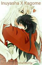 Inuyasha X Kagome by Freedom_In_A_Bottle