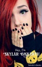 Hey, I'm Skylar Gaskarth // Alex Gaskarth by bands-n-books