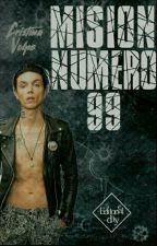 Misión Numero 99 by cristinavolpe