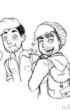 Youtube High//Septiplier (Highschool AU) by FnafstuffandJeremike