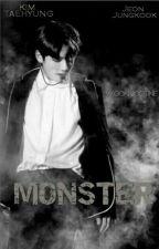 Monster ✄ KookV by vkooknicotine