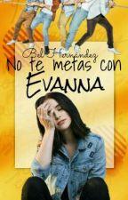 No te metas con Evanna! #PremiosAwards2017 by LadyMalfoy_Potter